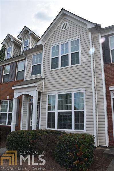Lawrenceville Condo/Townhouse New: 2750 Heathrow Dr