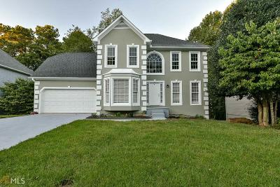 Suwanee Single Family Home New: 755 Welford Rd