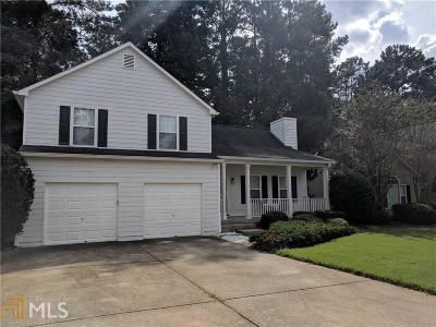 Cobb County Single Family Home New: 2903 Noah Dr