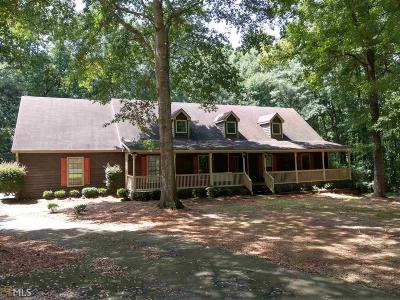 Henry County Single Family Home New: 807 Conyers Rd