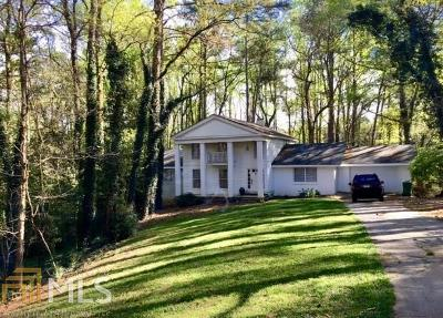 Atlanta Single Family Home New: 4832 Merlendale Dr