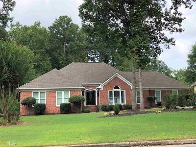 Fulton County Single Family Home Under Contract: 475 Clubfield