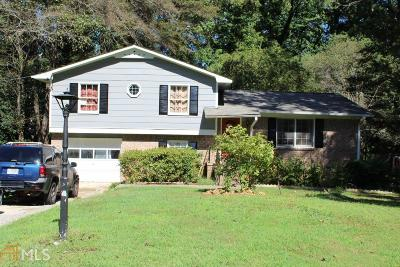 Tucker Single Family Home Under Contract: 1184 S Minister Dr