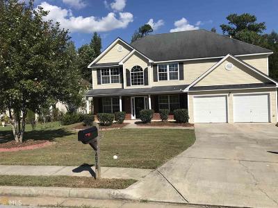 Fulton County Single Family Home New: 4072 Castle Way