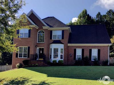 Hoschton Single Family Home For Sale: 4371 Watley Pl #45