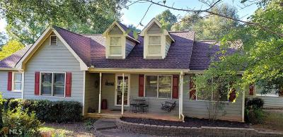 Covington Single Family Home Under Contract: 120 Dixie Ln