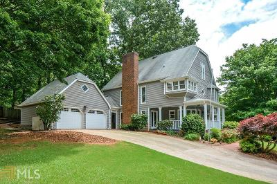 Roswell Single Family Home New: 2330 Twelvestones