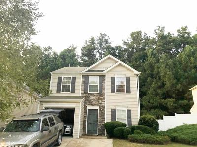Fulton County Single Family Home New: 3387 Sable Chase Ln #144