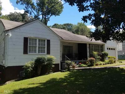 Dekalb County Single Family Home New: 244 Spence Ave
