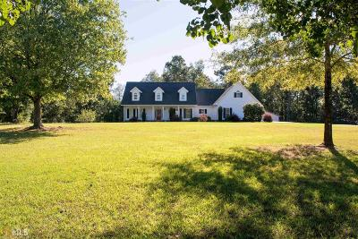 Carrollton Single Family Home Under Contract: 702 Clem Lowell Rd