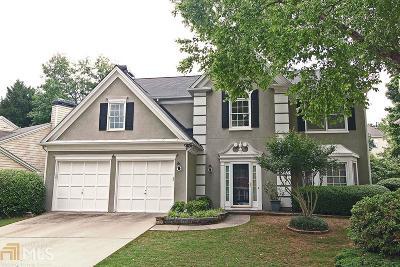 Gwinnett County Single Family Home New: 3685 Ancroft Cir