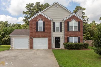 Ellenwood Single Family Home New: 2524 Brenston Dr