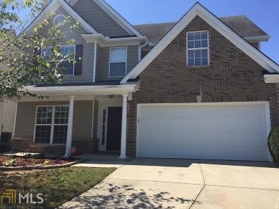 Braselton Single Family Home New: 2631 Bald Cypress Dr