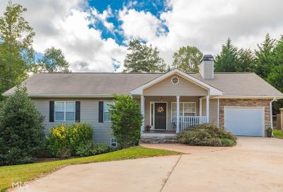 Dawsonville Single Family Home Under Contract: 436 Price