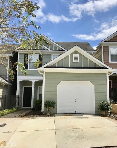 Oakwood  Single Family Home New: 4730 Autumn Rose Trl