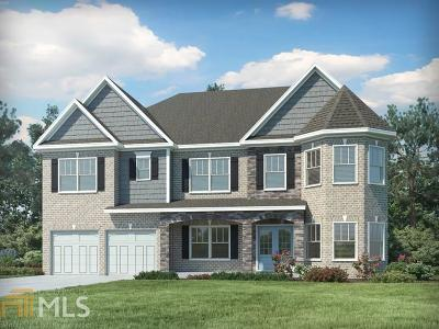 Single Family Home New: 5270 Woodland Pass Cir #1
