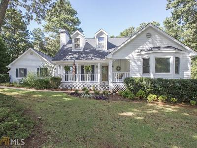 McDonough Single Family Home Under Contract: 171 Thicket Trl