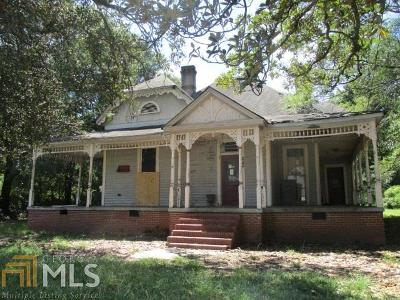 Barnesville Single Family Home New: 226 Atlanta