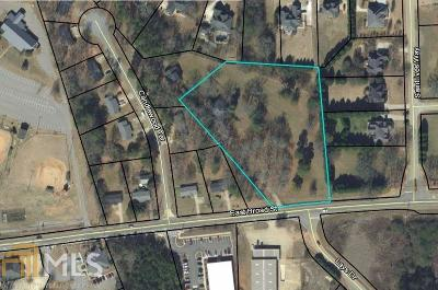 Winder Residential Lots & Land New: 398 E Broad St #1