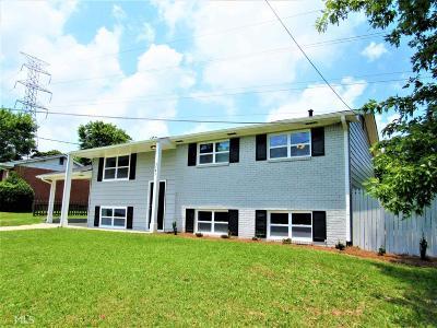 Fulton County Single Family Home New: 3781 Stephanie Dr