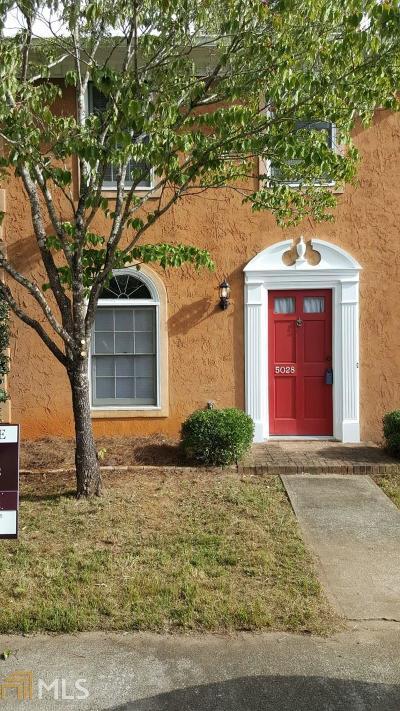 Cobb County Condo/Townhouse New: 5028 Jenny Dr