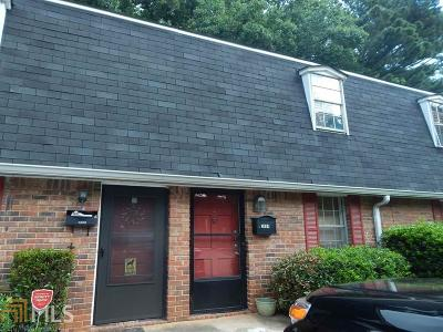 Dekalb County Condo/Townhouse New: 3822 Parklane Dr