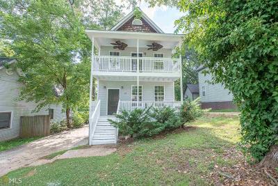 Atlanta Single Family Home New: 989 SE Linam Ave