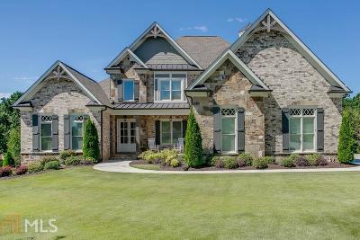 Flowery Branch GA Single Family Home New: $699,900