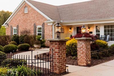 Monroe, Social Circle, Loganville Single Family Home For Sale: 4921 Rabbit Farm Rd