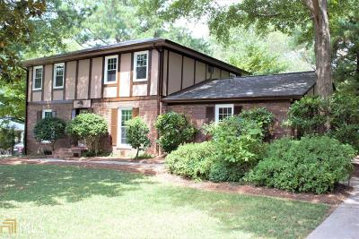 Roswell Single Family Home New: 390 Stonebridge Dr