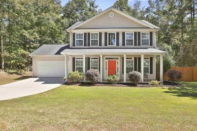 Senoia Single Family Home Under Contract: 42 Bill Estes Rd