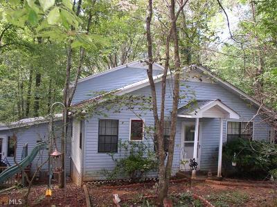 Clarkesville Single Family Home For Sale: 290 Emerald Dr #3