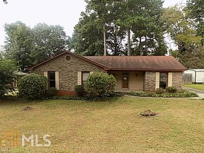 Columbus Single Family Home New: 7835 Crawford Dr