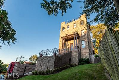 Atlanta Condo/Townhouse New: 629 Blvd #A