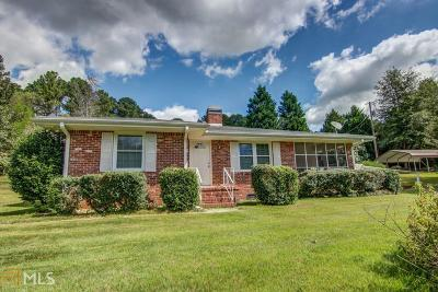 Conyers GA Single Family Home Under Contract: $107,000