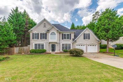 Cobb County Single Family Home New: 3810 Gann Rd