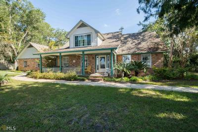 Kingsland Single Family Home For Sale: 799 Griffin Bluff