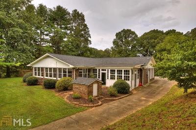 Gilmer County Single Family Home New: 2837 Highway 5 S