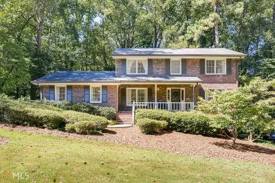Dekalb County Single Family Home Under Contract: 2456 Helmsdale Dr