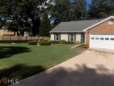 Lawrenceville Single Family Home Under Contract: 2219 Crystal Lake Dr