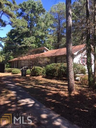Cobb County Single Family Home New: 3056 Vandiver Dr