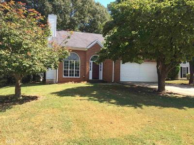 Fayetteville Single Family Home New: 12236 Cypress Lane