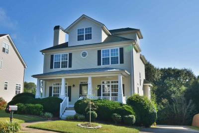 Newnan Single Family Home New: 39 The Crescent