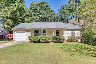 Norcross Single Family Home Under Contract: 1377 Bridgeson Ct