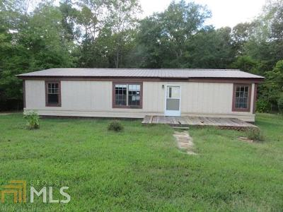 Elbert County, Franklin County, Hart County Single Family Home New: 2617 Dempsey Brown Rd NW