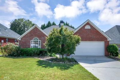 Stockbridge Single Family Home New: 173 Meridian Dr
