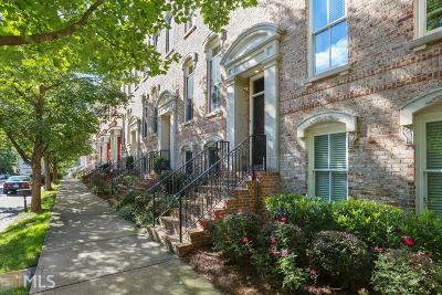 Inman Park Condo/Townhouse New: 212 Montag Circle