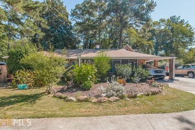 Decatur Single Family Home New: 2206 Columbia Dr
