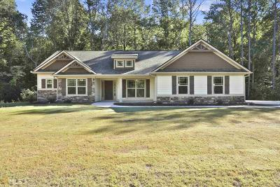 Newnan Single Family Home New: 1658 Holbrook Rd