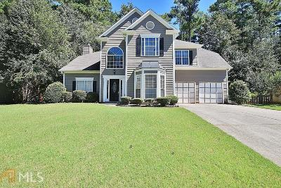Suwanee Single Family Home New: 2255 Pendleton Pl